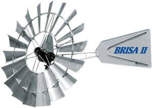 Molino de Viento Brisa II® | Aermotor® de 8´ 206973111