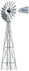 Torre de 4,57m para Molinos de Viento de 6´ y 8´ 207078304