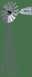 Torre de 14,32m para Molinos de Viento de 12´ 207080507