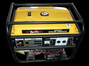 Generador Eléctrico | Grupo Electrógeno Toyama® 5500 Monofásico (Incluye Batería) 214154027