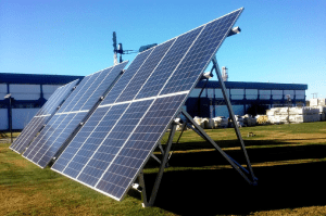Soporte para Panel Solar FIASA® para Piso Tipo Reticulado 220900120