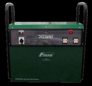 Kit Solar FIASA® FS 1000 1000W 12/220 Listo para utilizar 230100023