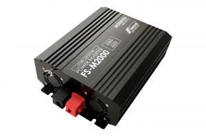 Inversor de Corriente Off Grid FIASA® 24 VCC / 220 VCA 600 W Onda Senoidal Modificada 230242600
