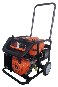 Generador Eléctrico | Grupo Electrógeno ZONGSHEN® Modelo ZSA 4000 E 3,25 KVA 250101111