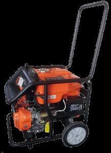 Generador Eléctrico | Grupo Electrógeno ZONGSHEN® Modelo ZSA 2500 E 2,0 KVA 250333111