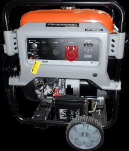 Generador Eléctrico | Grupo Electrógeno ZONGSHEN® Modelo XB 12000 3H 10 KVA TRIFÁSICO 250666111