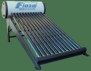 Calefón | Termotanque Solar FIASA® 225 Litros CF-225 RI 220800222 (Resistencia eléctrica incluída)