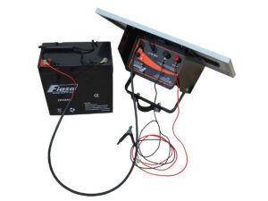 Boyero/electrificador Solar Alambrad Batería Incluída SE 980 CB – 100 K – 3,8 J – 218980500