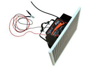 Boyero/electrificador Solar Alambrados sin batería SE 980 – 100 K – 3,8 J – 218980400
