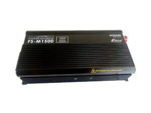 Inversor de Corriente Off Grid FIASA® 24 VCC / 220 VCA 1500 W Onda Senoidal Modificada 230243150