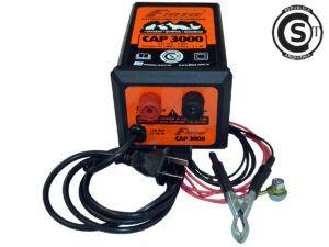 Boyero/Electrificador de Alambrados para Mascotas Cap3000 3.5 A 5k