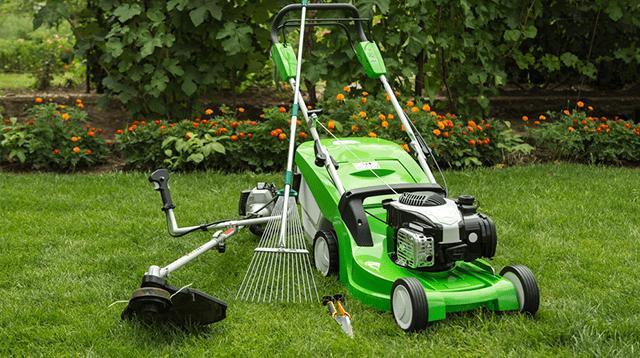 como mantener las herramientas de jardineria